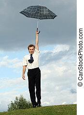 flygande entreprenör