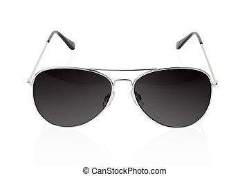 flygare, solglasögon