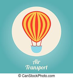 flygtransport, design