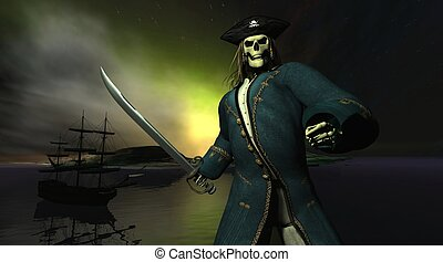 Flying Dutchman - Ghost ship The Flying Dutchman and her...