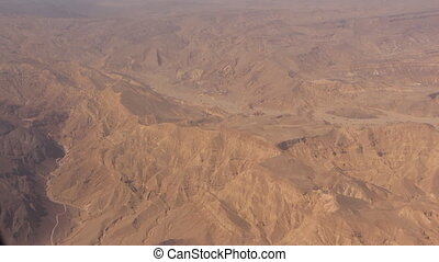 Flying over hari edom