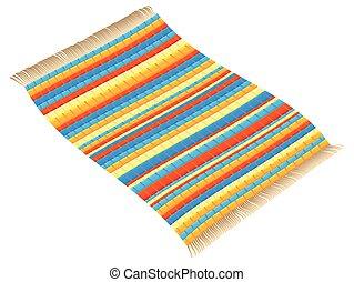 Flying Rag Rug Carpet