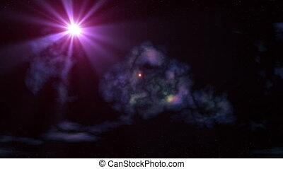 Flying stars (UFO)