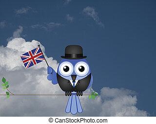 Flying the flag for UK