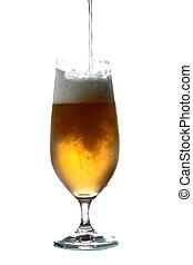flytande, a, öl