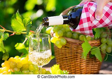 flytande vin
