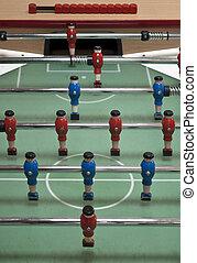 foci asztal