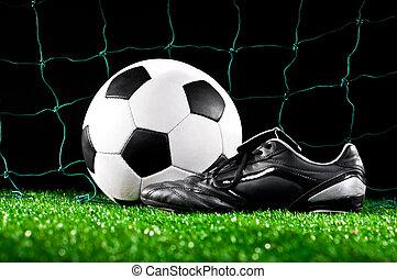 focilabda, és, eresztékek