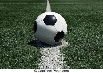 focilabda, mező