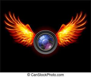 focus-fiery, ailes