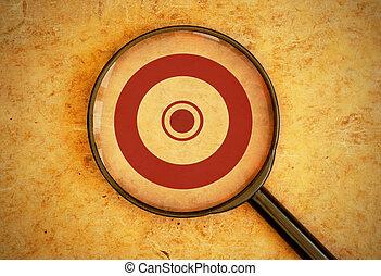 Focus on targets