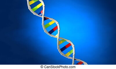 Focused on human DNA  - Focused on human DNA