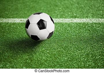 fodbold felt, og, bold