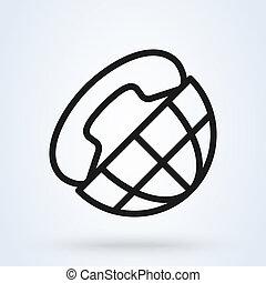 fodra, klient, nymodig, websajt, stil, app, formen, global, symbol, mobil, världsomfattande, ikon, skylt., ringa, kommunikation, internationell, support., style., klot, ringa, symbol.