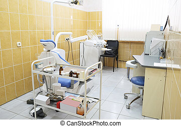 fogászati, klinika