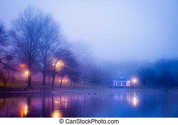 Fog Lake Pond