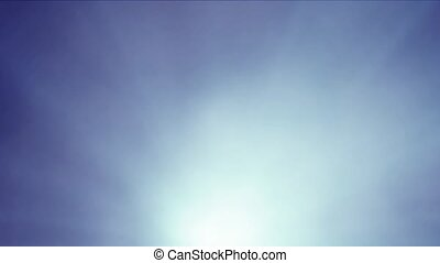 fog clouds light ray abstract motion 4k