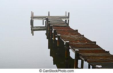 Fog Walk