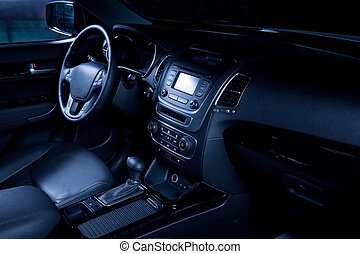 fogadószoba, luxury autó