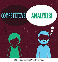 fogalom, bubble., szöveg, versenyképes, hadászati, használt, analysis., tiszta, versenytárs, módszer, írás, kívül, arcél, szakállas, nő, ismeretlen, színes, kiértékel, jelentés, ember, gondolkodás, kézírás