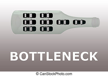 fogalom, -, forgalom, bottleneck