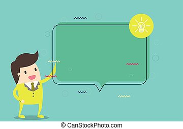 fogalom, hirdetés, szöveg, gondolat, beszéd, tervezés, tiszta, álló, isometric, hely, elszigetelt, beszéd, sablon, illeszt, ember, buborék, üres, 3, website, lakás, ügy ábra, gumó, másol, ikon, esp, vektor