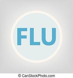 fogalom, influenza