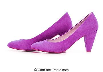 fogalom, mód, cipők, női