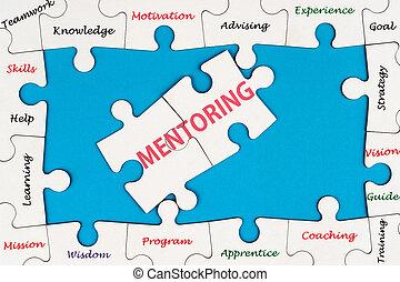 fogalom, mentoring