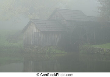 Foggy Mabry Mill