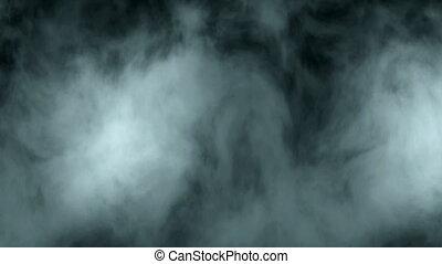 Foggy - Smoke background loop animation