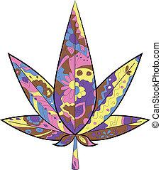 foglia marijuana
