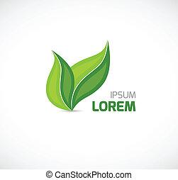 foglie, simbolo