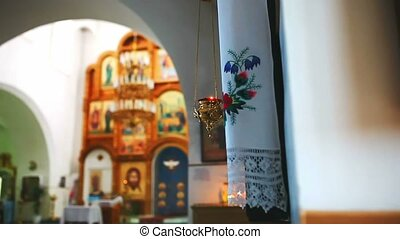 foi, prier, église, brunet, religion, prière, homme