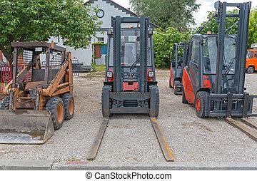 Foklifts Machines