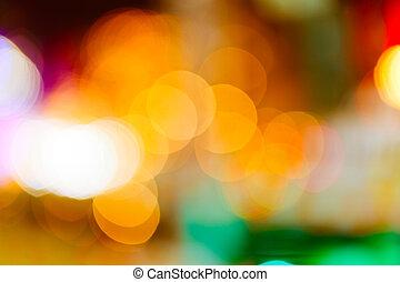 fokus, farbe zündet, hintergrund
