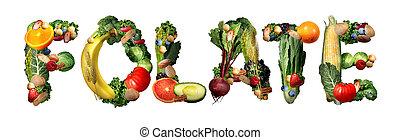 Folate Vitamin - Folate vitamin B as a natural dietary ...