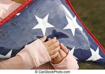 Folded Flag 3