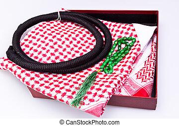 Folded Headscarf Gift II