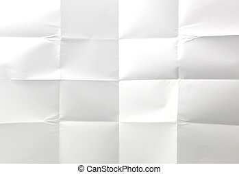 Folded paper - Abstract Background