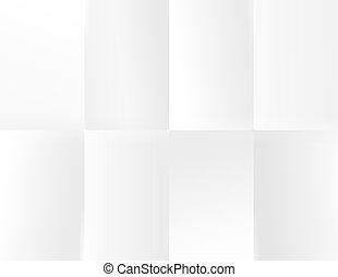 Folded Paper scalable vector background