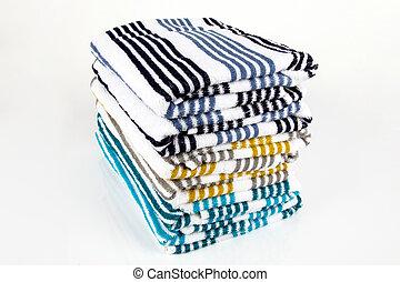 Folded Towels