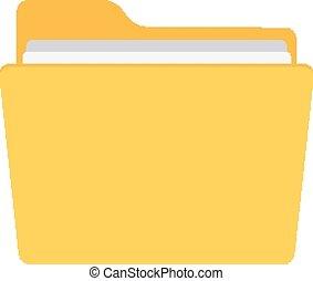folder.