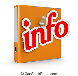 Folder and Info