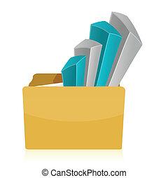folder Business graph