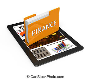 Folder finance
