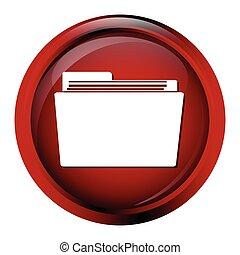 Folder icon, data file icon