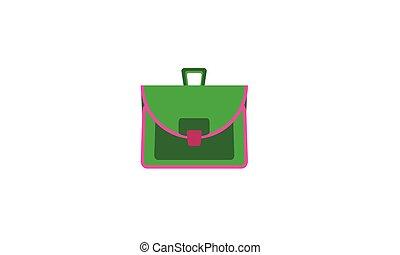 folder icon to school