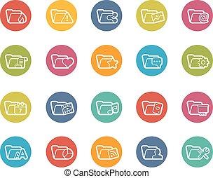 Folder Icons - 2 of 2
