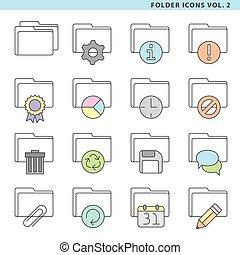 folder icons vol 2